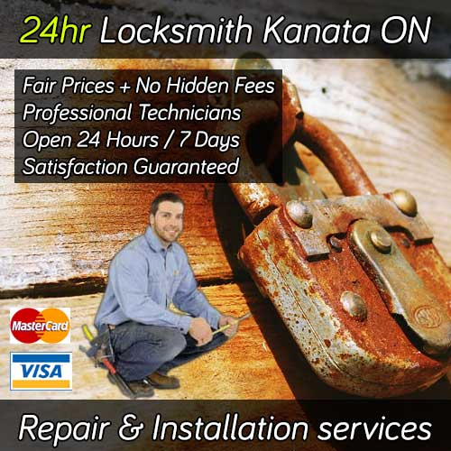 24hr Locksmith Kanata Ontario