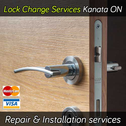 Door lock change & repair services
