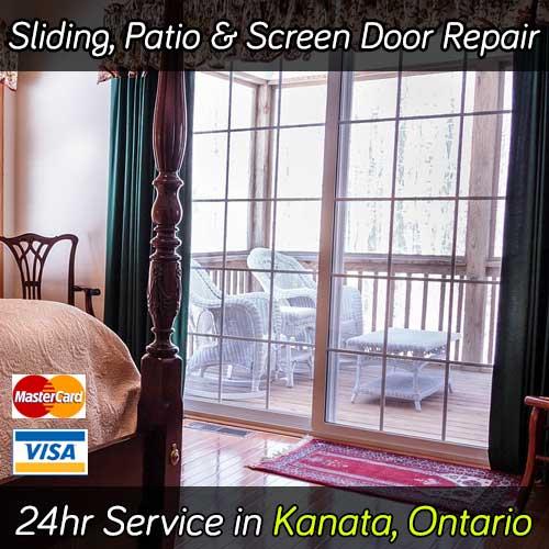 Sliding & patio door repair services